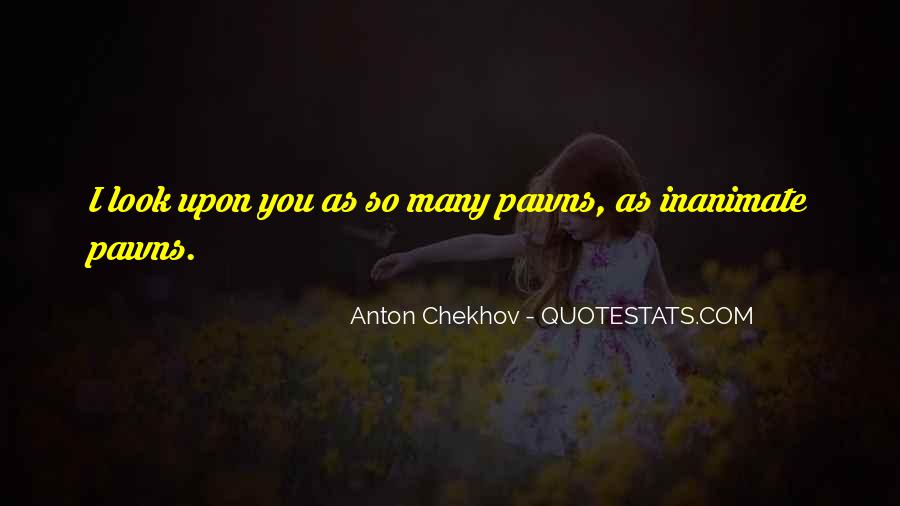 Inanimate Quotes #732097