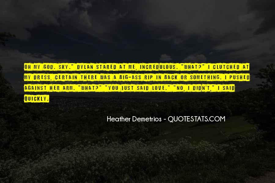 Incredulous Quotes #1305256