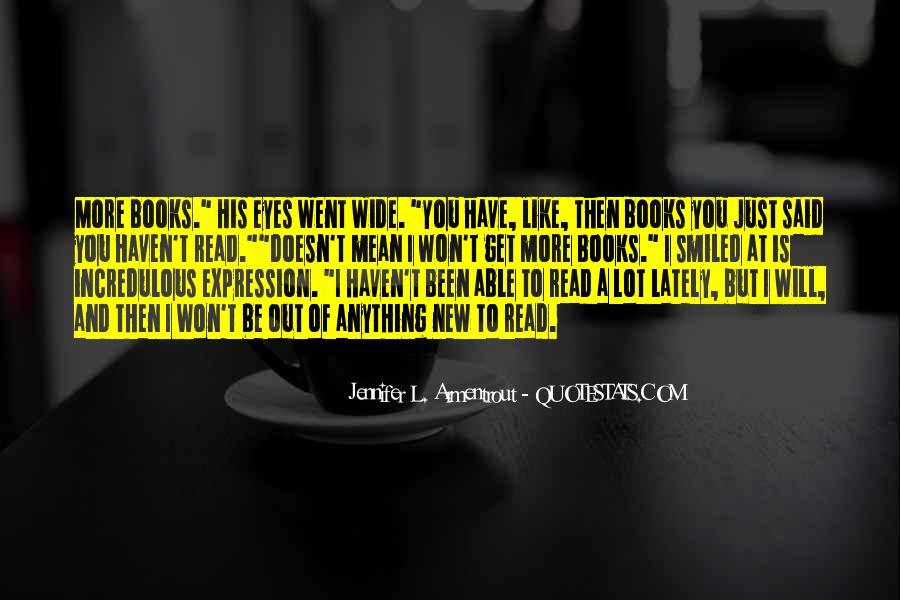Incredulous Quotes #1403368