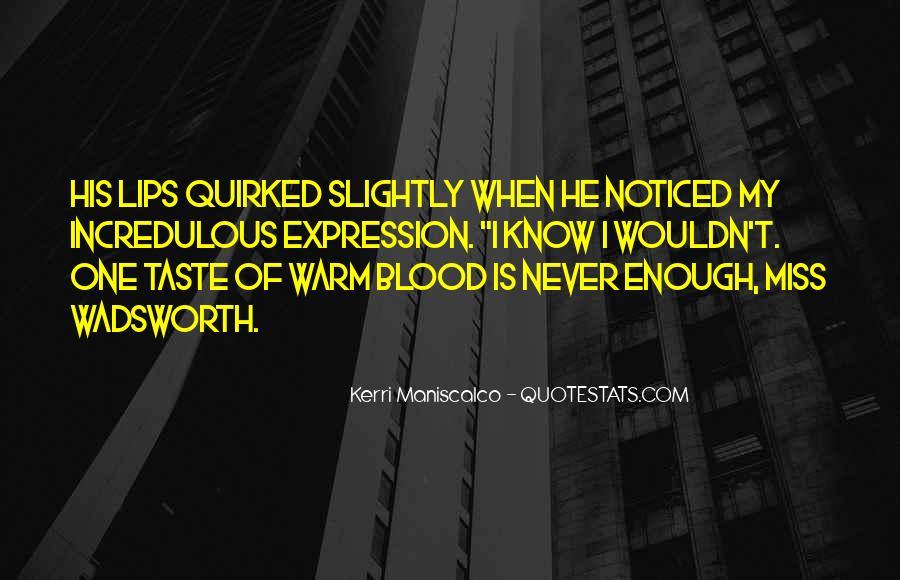 Incredulous Quotes #22838