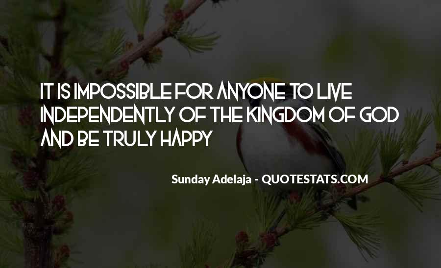 Independently Happy Quotes #149042