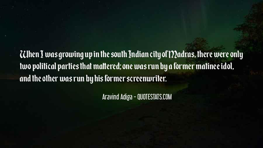 Indian Political Quotes #549044