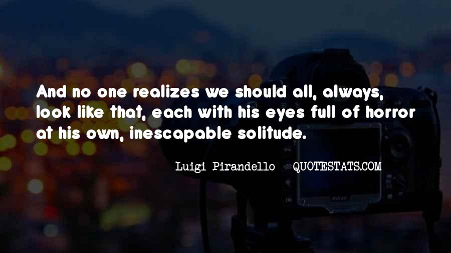 Inescapable Quotes #279525