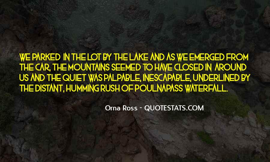 Inescapable Quotes #369210