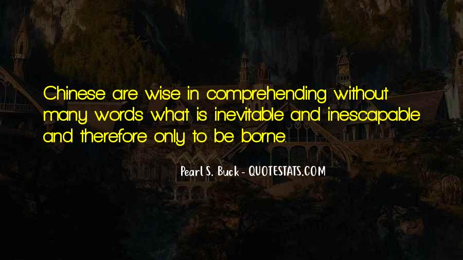 Inescapable Quotes #484114