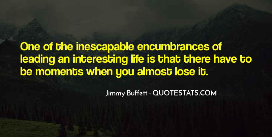 Inescapable Quotes #516056