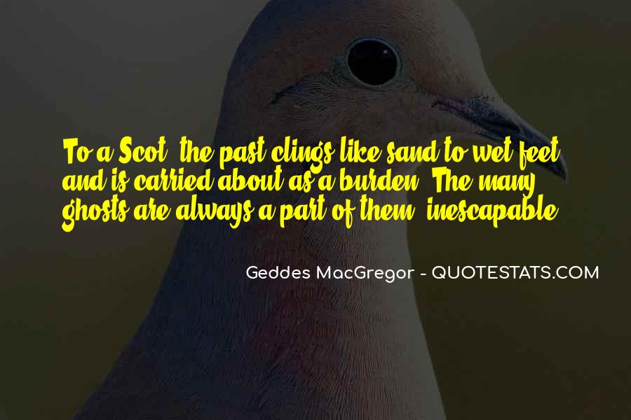 Inescapable Quotes #691732