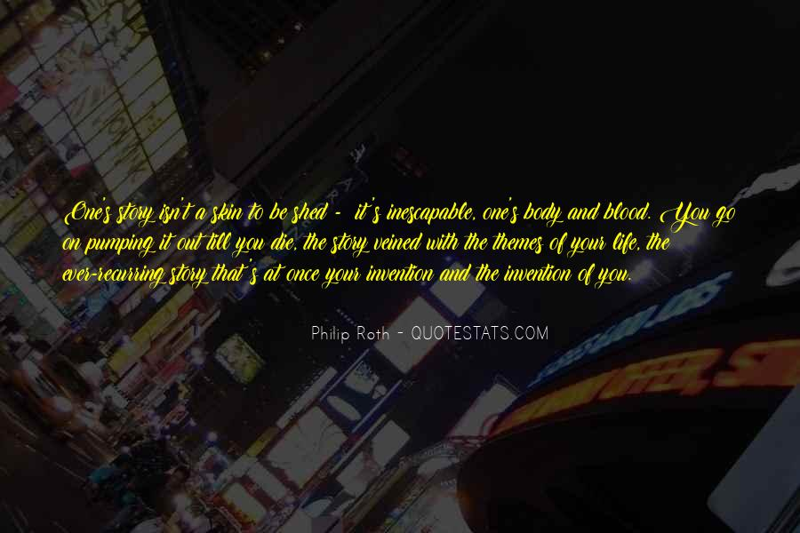 Inescapable Quotes #792106