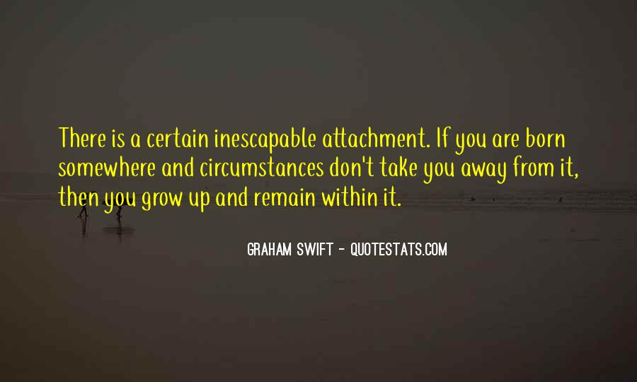 Inescapable Quotes #89146