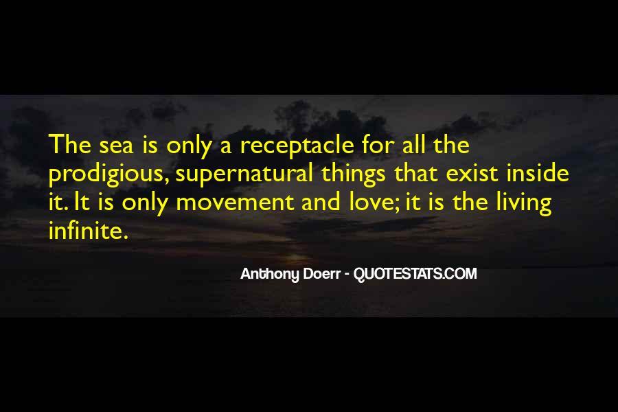 Infinite Sea Quotes #1624236