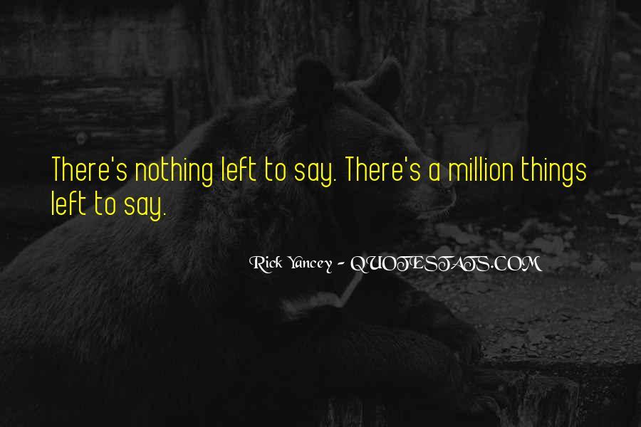 Infinite Sea Quotes #1639002