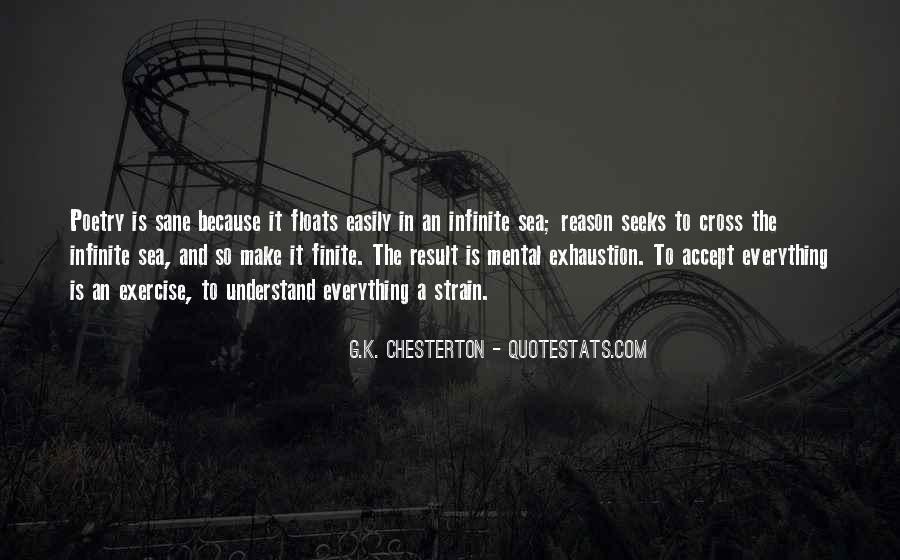 Infinite Sea Quotes #229281