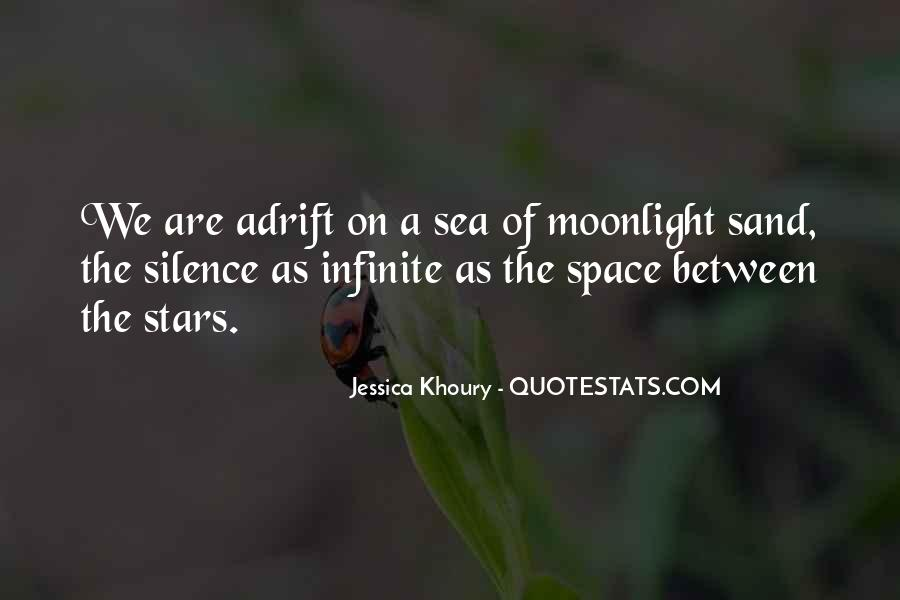 Infinite Sea Quotes #824427