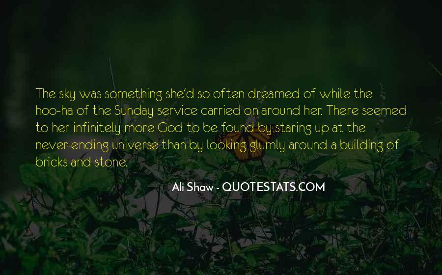 Infinitely Quotes #140223