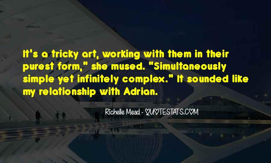 Infinitely Quotes #28199