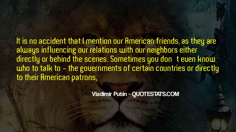 Influencing Government Quotes #1841973