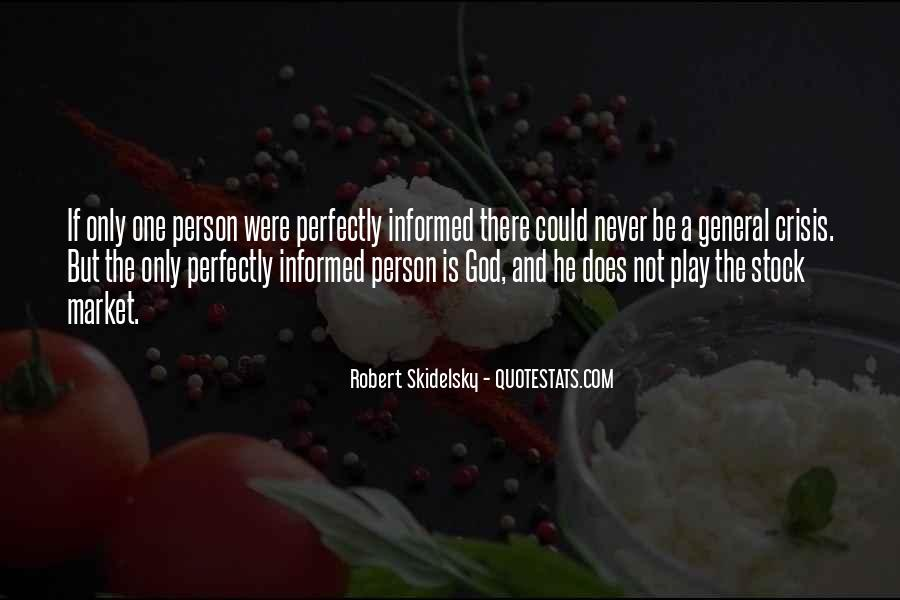 Informed Person Quotes #765242