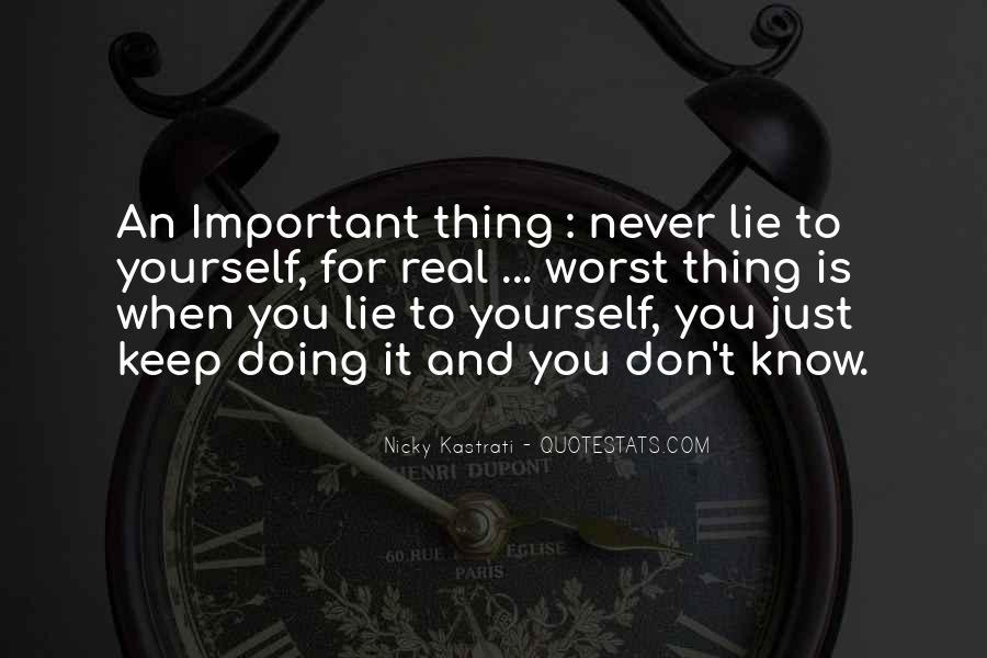Ingat Lagi Quotes #837419