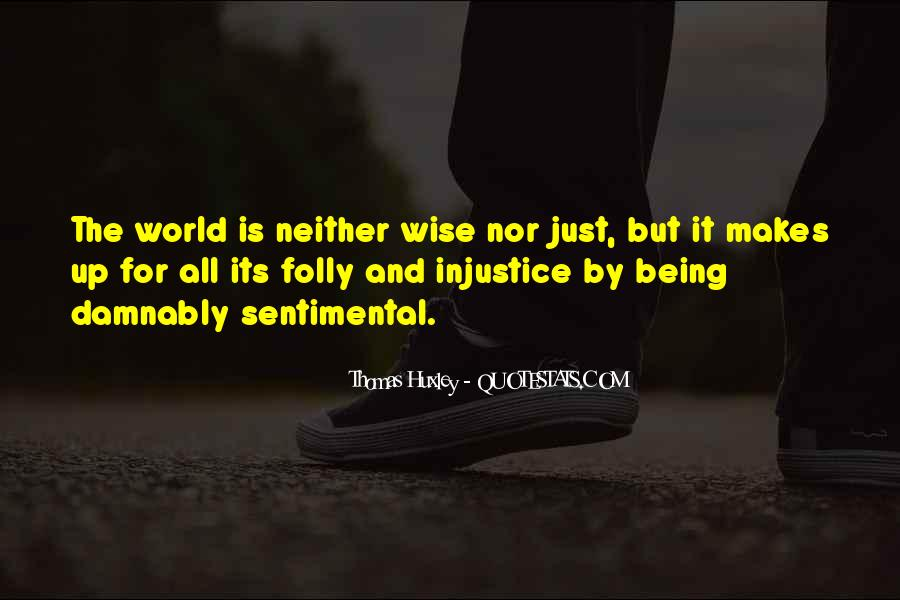 Injustice For All Quotes #119266