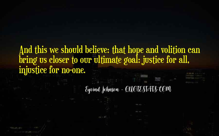 Injustice For All Quotes #1304596