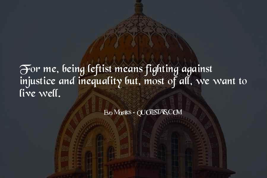 Injustice For All Quotes #1421125