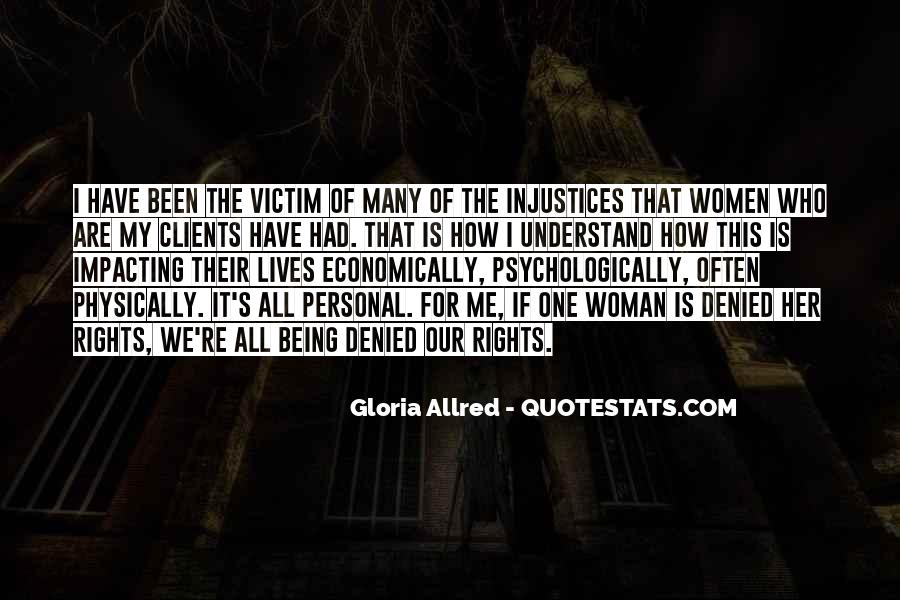 Injustice For All Quotes #1597997