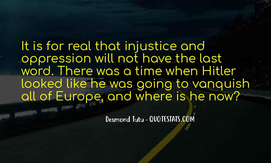 Injustice For All Quotes #1652400