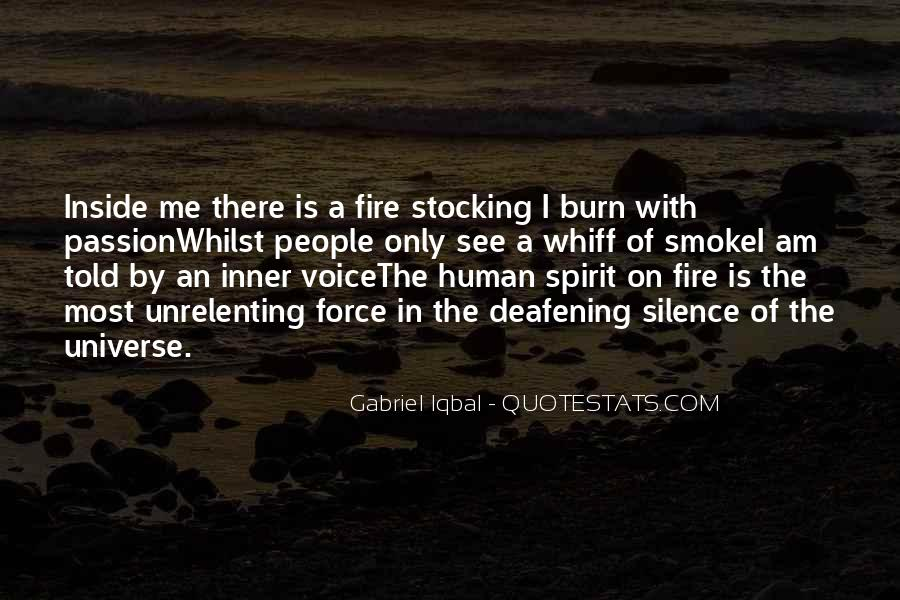 Inner Force Quotes #1122047