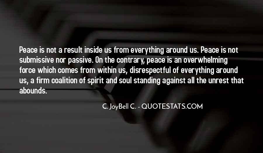 Inner Force Quotes #1721815