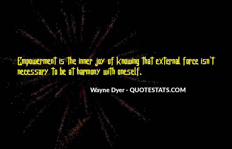 Inner Force Quotes #1761048