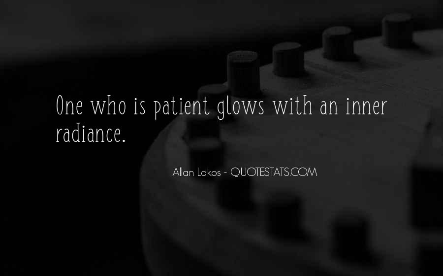 Inner Radiance Quotes #561490