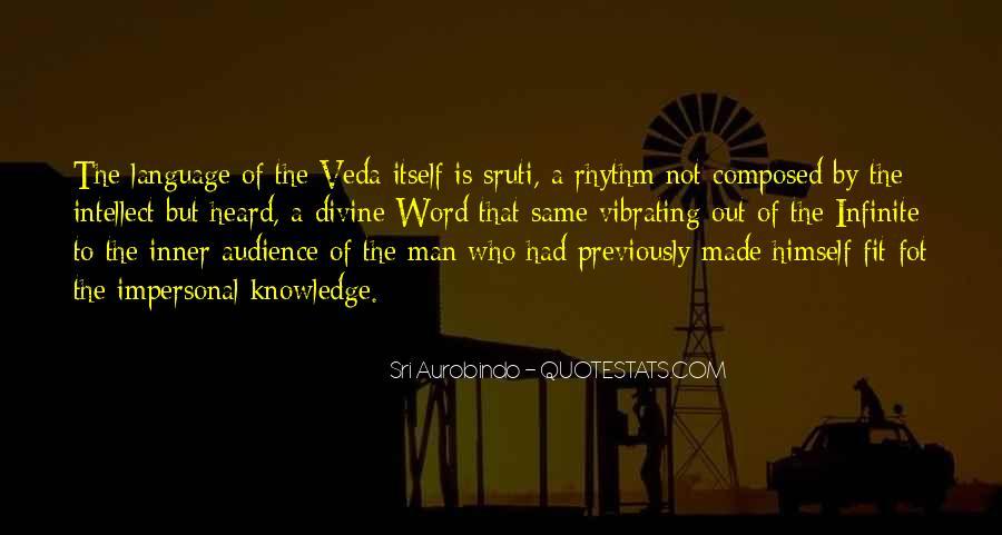 Inner Rhythm Quotes #149151
