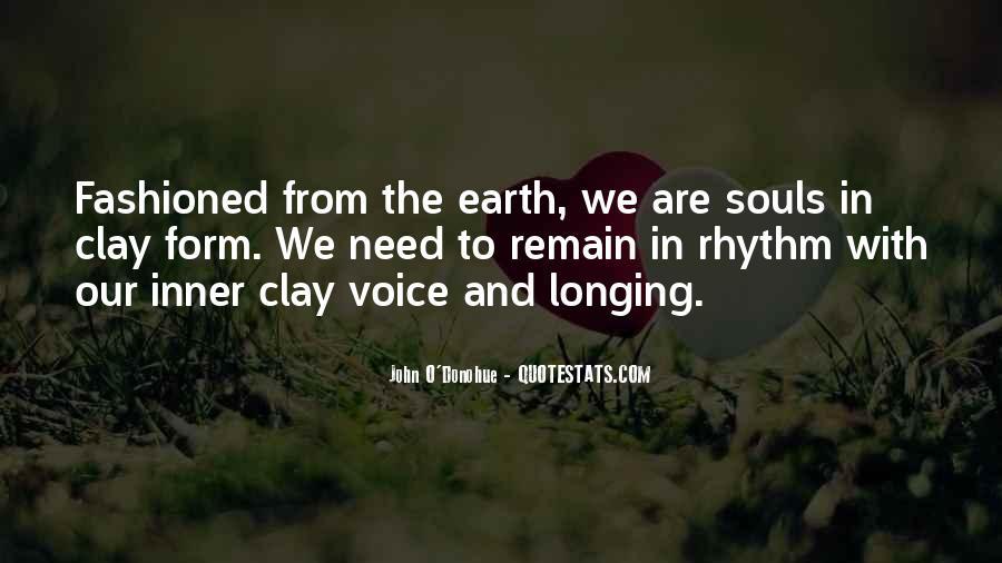 Inner Rhythm Quotes #403288
