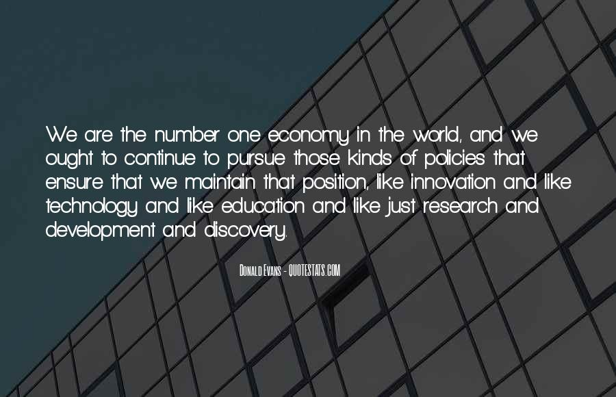 Innovation And Research Quotes #155396