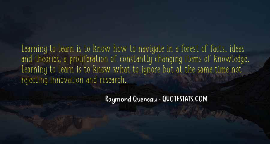 Innovation And Research Quotes #385015