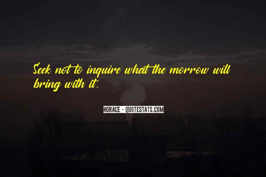 Inquire Quotes #46645