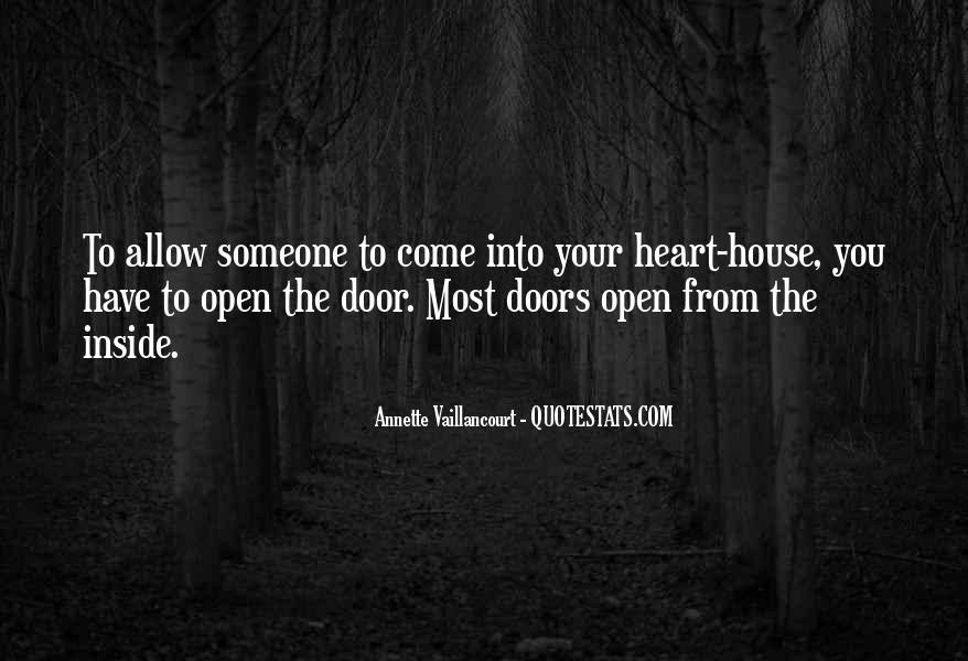 Inside Your Heart Quotes #13393