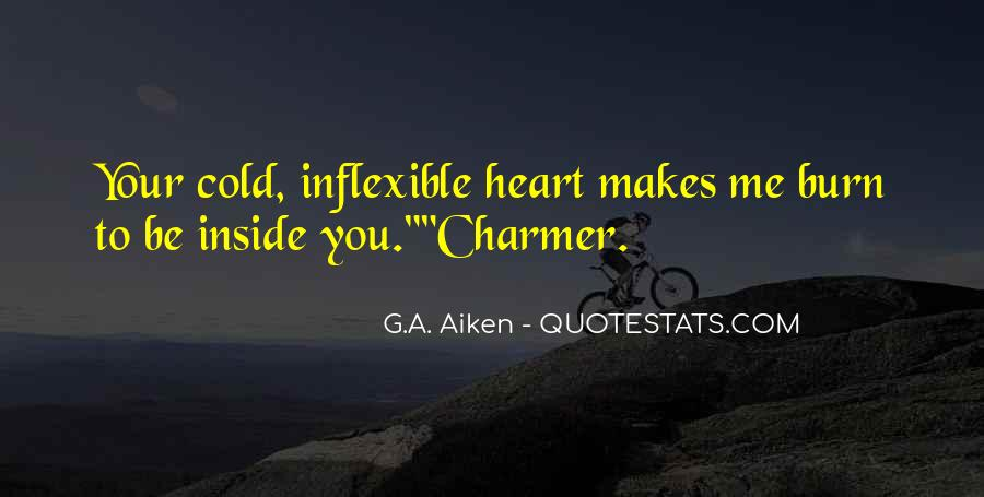 Inside Your Heart Quotes #53066
