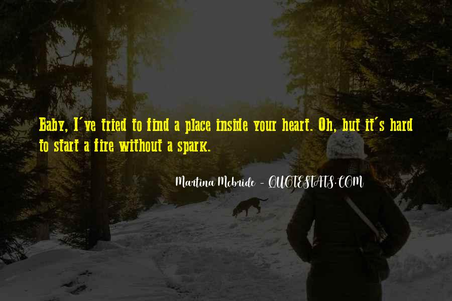 Inside Your Heart Quotes #655214