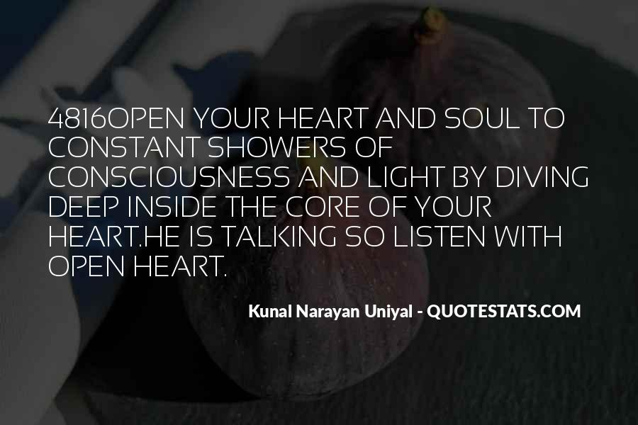 Inside Your Heart Quotes #679473