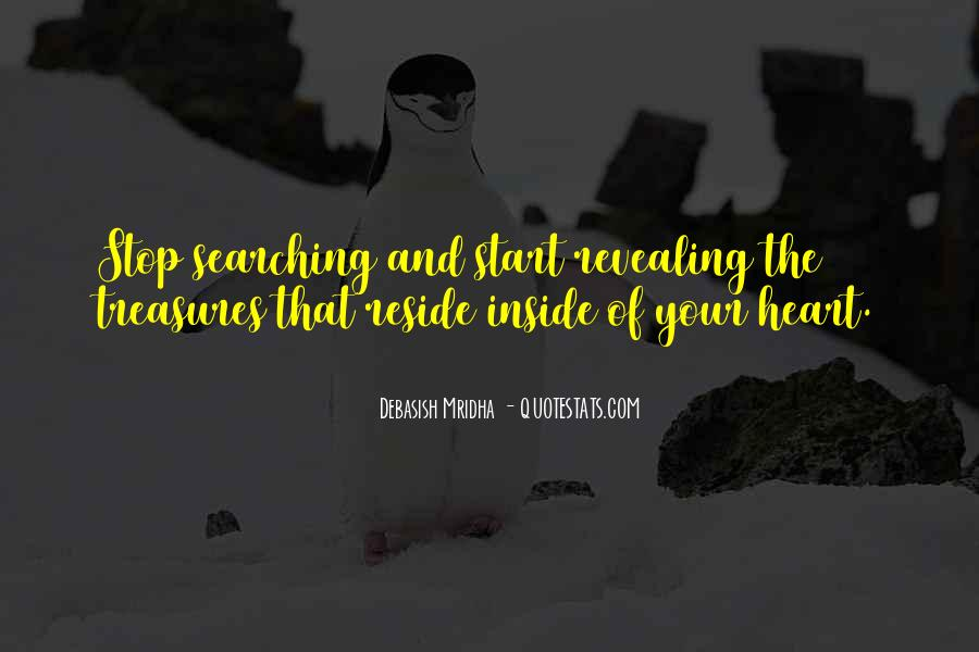 Inside Your Heart Quotes #810112