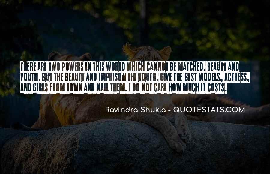 Inspirational Actress Quotes #134763