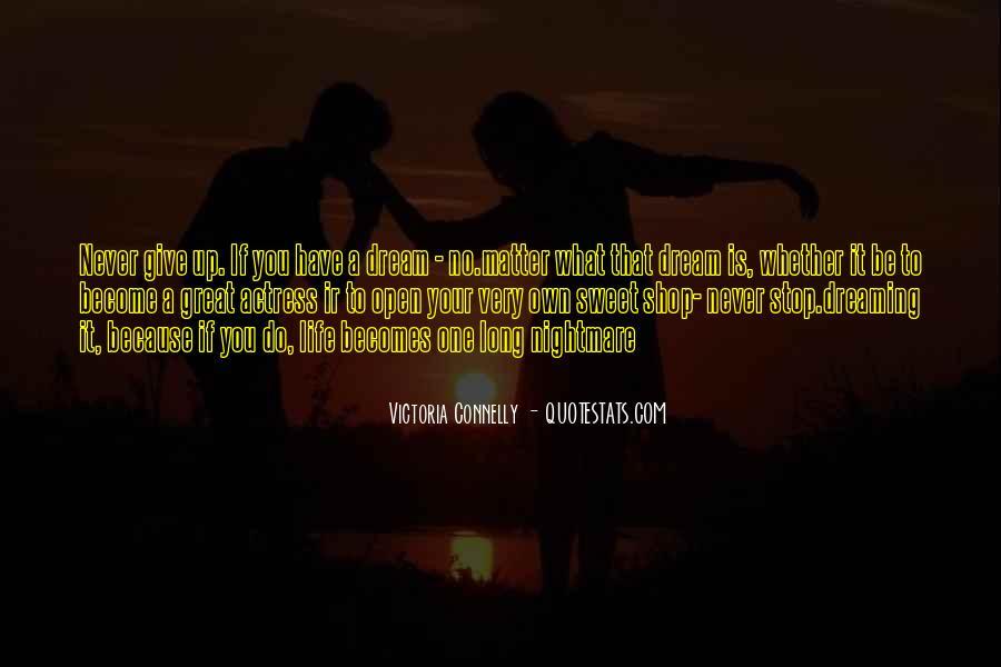 Inspirational Actress Quotes #798770