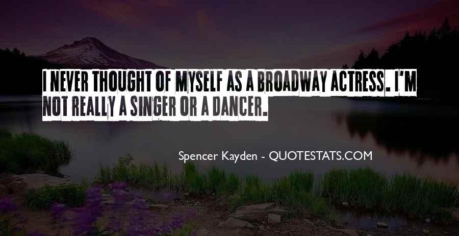 Inspirational Actress Quotes #827