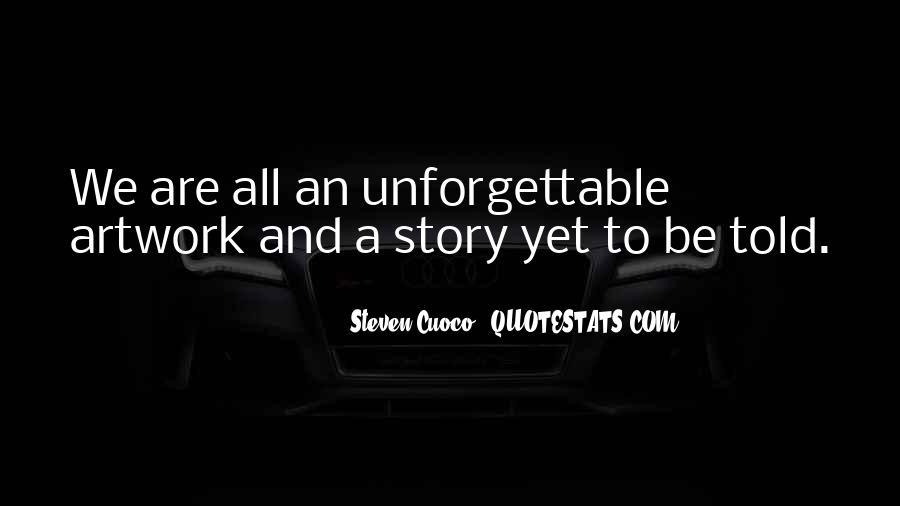 Inspirational Artwork Quotes #130170