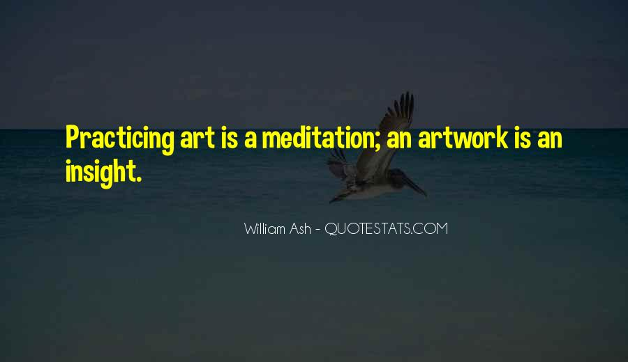 Inspirational Artwork Quotes #908747