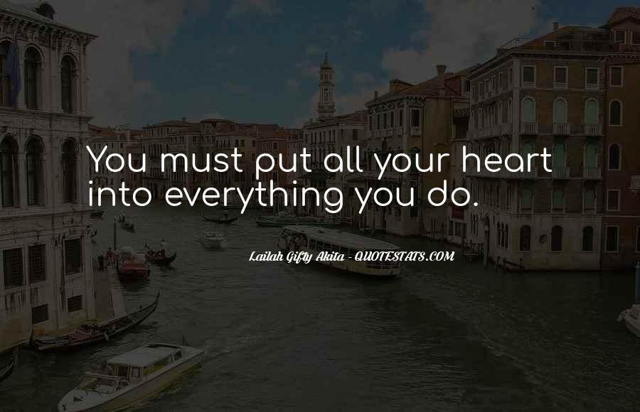 Inspirational Life Work Quotes #145513
