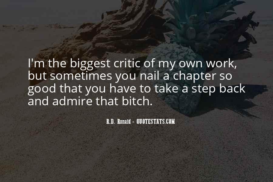 Inspirational Life Work Quotes #161849