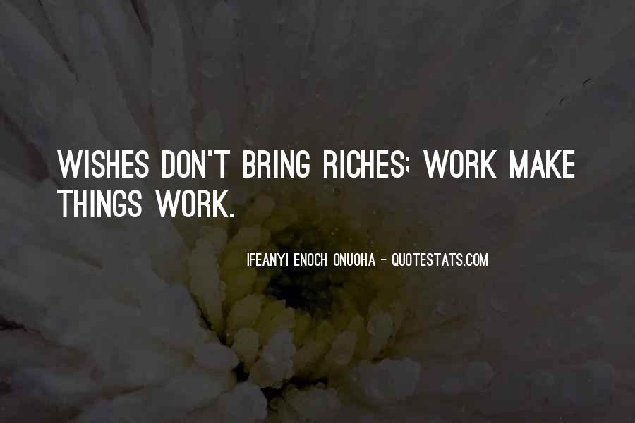 Inspirational Life Work Quotes #189033