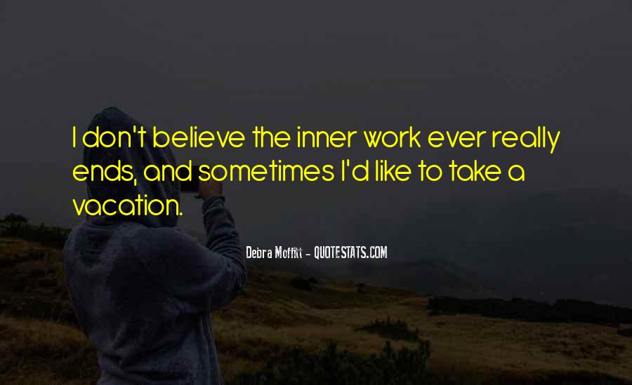 Inspirational Life Work Quotes #281662